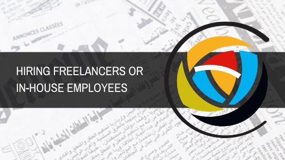 Hiring Freelancers or In-House Employees