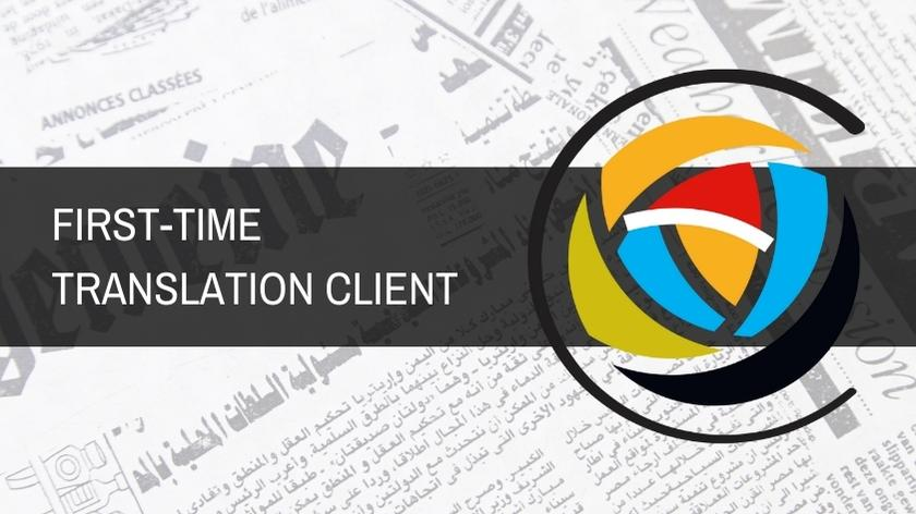 First-Time Translation Client