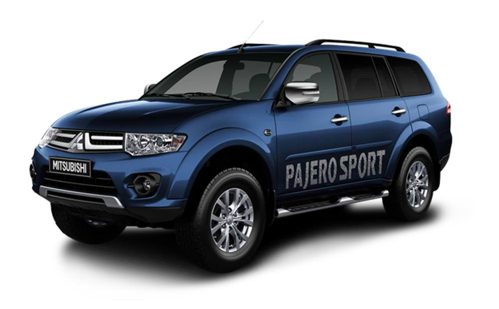 Mitsubishi Pajero Sport Hello World Conference