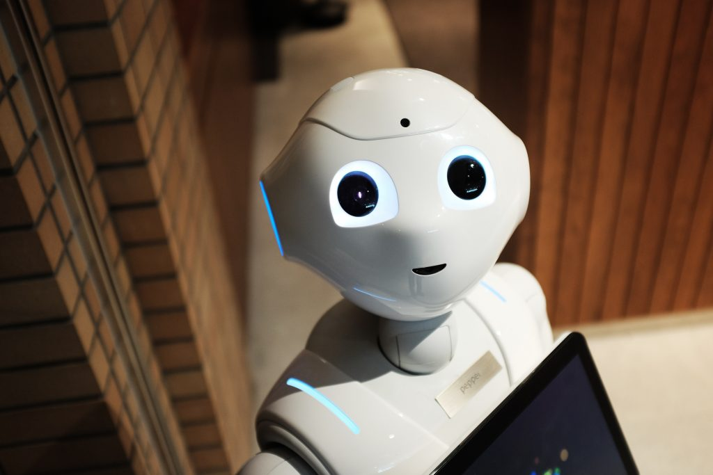 Can robots replace translators